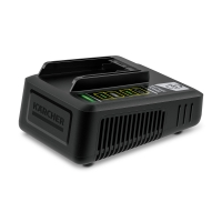 Kärcher Schnellladegerät Battery Power 18 V